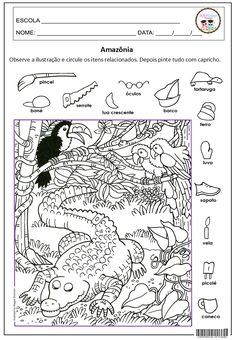 8 Best Images of Hidden Pictures Educational Activities, Activities For Kids, Highlights Hidden Pictures, Hidden Pictures Printables, Hidden Picture Puzzles, Hidden Images, Hidden Pics, Hidden Objects, Activity Sheets