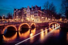 Amsterdam Canals by adrianchandler