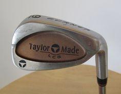 TaylorMade Burner LCG Single 9 iron Men's Right Hand Steel Shaft REGULAR Flex #TaylorMade #Golf