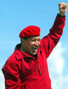Hugo Chavez Yo Venezolana...Yo Chavista...