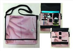 Shoulder Bag to computer. Made of recycled materials. Recycled Materials, Recycling, Lunch Box, Shoulder Bag, Bags, Handbags, Bento Box, Totes, Hand Bags