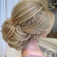 Hair – Hair desing in 2020 Trending Hairstyles, Twist Hairstyles, Bride Hairstyles, Cool Hairstyles, Fashion Hairstyles, Wedding Hair And Makeup, Hair Makeup, Bridal Hair Buns, Hair Upstyles