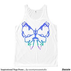 Inspirational Yoga Poses Butterfly New Beginnings