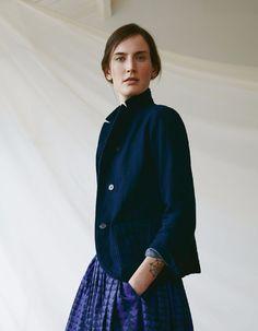99ffdb48c1f 43 best Linen coat images on Pinterest in 2019
