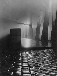 Nicolas Yantchevsky. la nuit, Paris 1950s