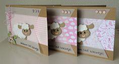 Annemarie's kaarten: Welkom lief kleintje!