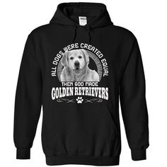 Then God Made GOLDEN RETRIEVERS Dogs T-Shirts, Hoodies, Sweatshirts, Tee Shirts (39$ ==► Shopping Now!)