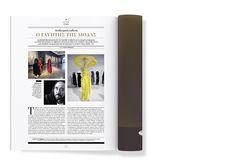 Paper Magazine (2010-2011) on Editorial Design Served