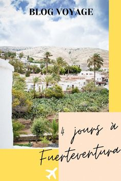 Itinéraire de 4 jours sur l'île canarienne de Fuerteventura. Plages, villages typiques et bonnes adresses. Blog Voyage, Photos, Beaches, Pictures, Photographs