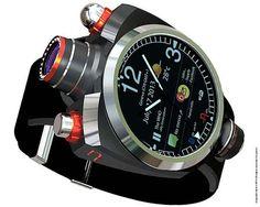 Hyetis Crossbow Swiss Mechanical Smartwatch