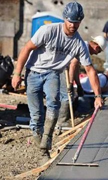 Town/Village--warm--career (Construction Worker)