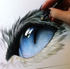 Artistic Blue Eye Pictures, Photos, and Images for Facebook, Tumblr, Pinterest, and Twitter