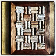 Corks reused