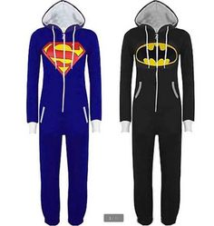 girl teen superhero footie pajamas - Google Search