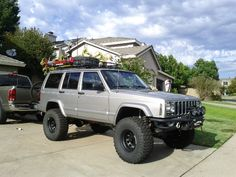 Operation Jeep Cherokee Resurrection (2000 Cherokee XJ Silver)-forumrunner_20110924_184446.jpg