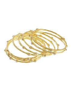 Trista Bangle Set from The Shopping Bag