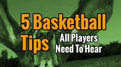 Introduction Most players seeking advice and basketball tips online all have the same issues and questions. They don't have confidence to shoot the ball on offense, they can't get past their defenders, their coach doesn't like them, and the list goes on. Honestly, out of all the questions I receive from players there are about…Continue Reading →