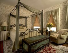romantic bedroom wallpaper - Google Search