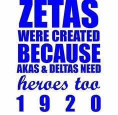 Zeta's