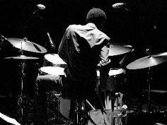 Brian Blade // Black Dub    Brian captures pure spirit on the drums!
