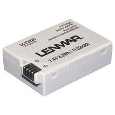 Lenmar Canon Lp-e8 Digital Camera Replacement Battery
