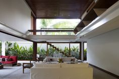 GR House- Bernades Jacobsen  I love love this firms work! Brazilian Architecture= Durban Architectural ideals