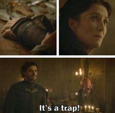 It's a Trap!!!