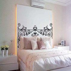 Inove na decoração mudando a cabeceira da sua cama!   Prataviera Shopping - Blog
