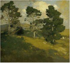 Art Collection, wetreesinart:   Arthur Frank Mathews (American,...