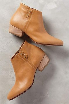 Luiza Perea Campinas Booties - anthropologie.com