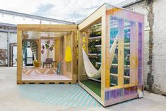 The Urban Cabin examines life on a small footprint and looks at what the future could hold for city dwellers.