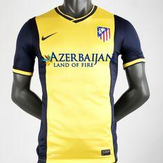 Club Atlético de Madrid - Equipacion 2013-14