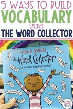5 Ways to Build Vocabulary with The Word Collector
