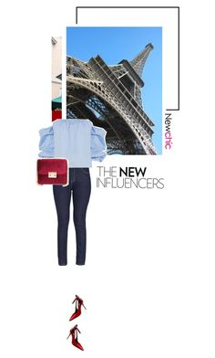 """Newchic"" by s-thinks ❤ liked on Polyvore featuring Bardot"