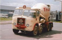 1964 Seddon Atkinson  old cement mixer