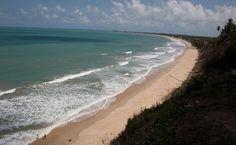 Praia Baía da Traição, Baía da Traição (PB)