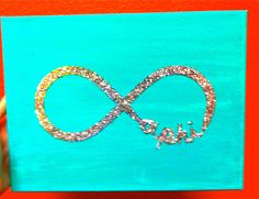 I would use this as an art project,  minus the name or acronym.   #infinity #metis