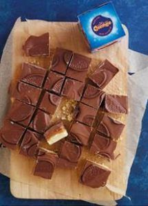Fathers Day Treats with Terrys Chocolate Orange  If you can manage to not eat a Terrys Chocolate Orange the second it arrives in your home then they have created some lovely recipes that you could make with the kids ready to give to Dad as a present or enjoy as part of a special meal.  Terrys Chocolate Orange Shortbread Millionaire Shortbread  The Terrys Chocolate Orange Millionaires Shortbread is an irresistible twist on the traditional recipe; the crumbling shortbread base and indulgent…