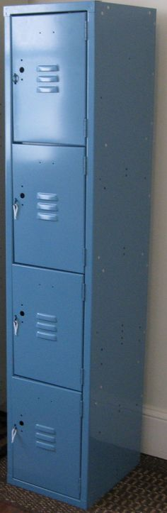 Box Lockers installed in Union Square NYC Restaurant. Box lockers are ideal for back pack, cell phones, pocketbooks etc. Box lockers are available in 4-5-6 tier. Many restaurant basements have low ceilings or pipes in the way. Multiple tier lockers are ideal for tight spaces. Contact Gales Industrial for onsite assistance. (732)489-3867