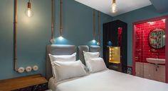 3 idées à copier à l'hôtel Exquis, hommage au surréalisme - Le Journal de la Maison