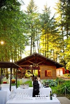 Bridal Veil Lakes | Weddings and Receptions at Bridal Veil Lakes caterered by Voila ...