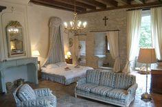 Hostellerie Château de la Mothe, Bed and Breakfast in Vicq, Allier, Frankrijk   Bed and breakfast zoek en boek je snel en gemakkelijk via de ANWB