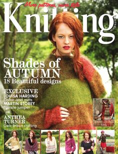 Knitting Issue 107 2012
