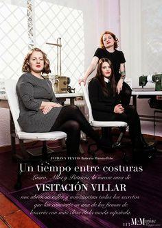 Visitación Villar en McManiac Magazine