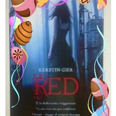 """Kerstin Gier """" RED """" - Recensione Libro  http://matutteame.blogspot.com/2014/04/kerstin-gier-red-recensione-libro.html"""