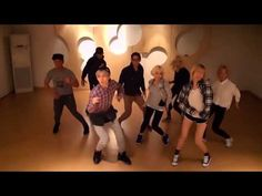 K POP Trouble Maker HyunA   HyunSeung   Now Dance Practice HD - YouTube