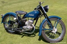 1954 Harley Davidson