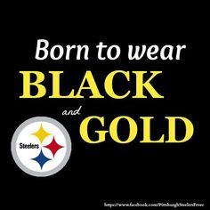 44f5bddf6b05d 14 Best Steelers - Black   Gold images
