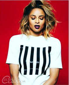 Ciara for J Magazine