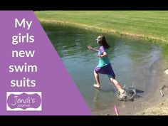We love our outfits from Hydrochic! Modest Swimwear from Hydrochic   Review   Jendi's Journal - YouTube